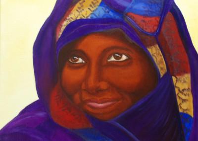 Ethiopische vrouw