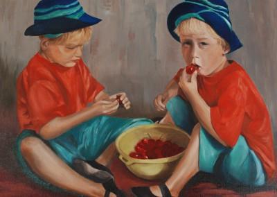 Kersen Eten